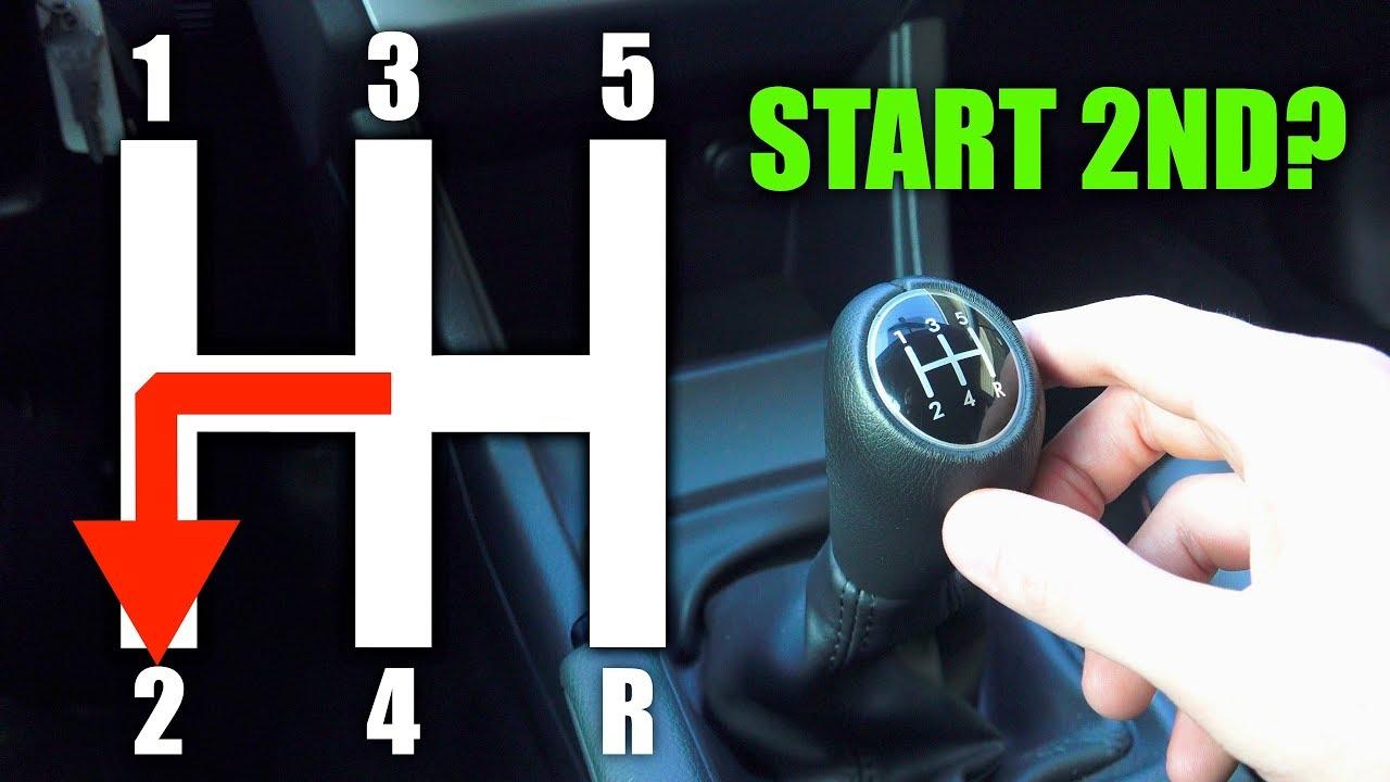 Is It Okay To Start In Second Gear?