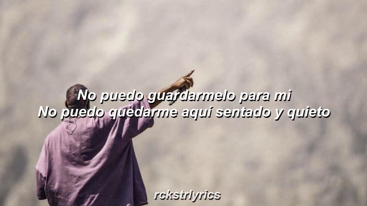 Kanye West - God Is (Español)