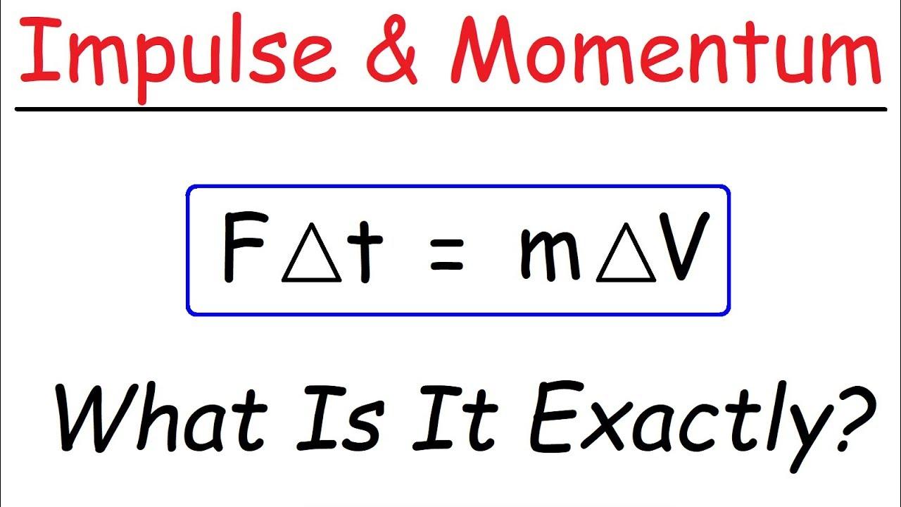Introduction to Impulse & Momentum - Physics - YouTube