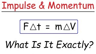 Introduction to Impulse & Momentum - Physics