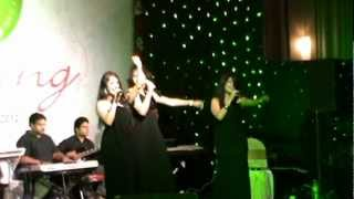 Sensation girls band live for Sahara India @ Lucknow