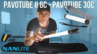 Nanlite Pavotube 30C Video