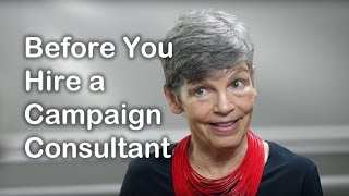 Before You Hire a Capital Campaign Consultant