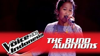 "Video Morie ""Valerie"" I The Blind Auditions I The Voice Kids Indonesia GlobalTV 2016 download MP3, 3GP, MP4, WEBM, AVI, FLV Juli 2018"