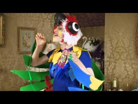 Rowntree's Randoms Rip'ems advert - Parrot