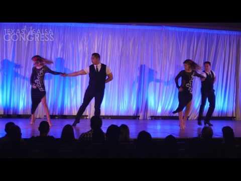 Texas Salsa Congress Houston Dance Factory Bachata Student Team  2017