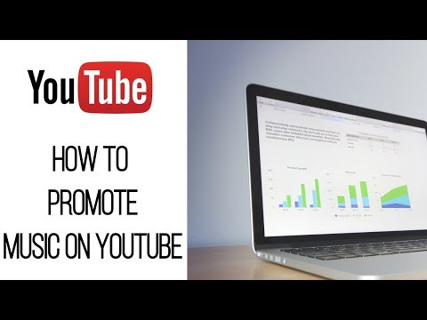 How to Promote your music through YouTube Advertising how to get views for your music