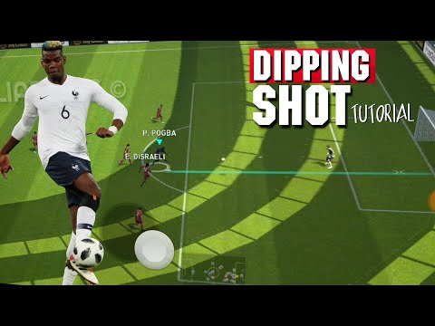 Download How To Perform A Dipping Shot In Pes 19 Mobile