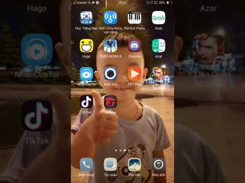 Cách chèn logo vào ảnh trên điện thoại