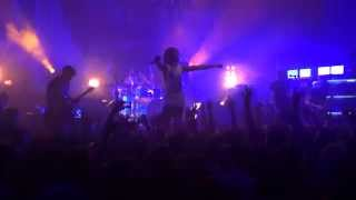 Blessthefall - Hollow Bodies (live in Minsk - 20.06.14)