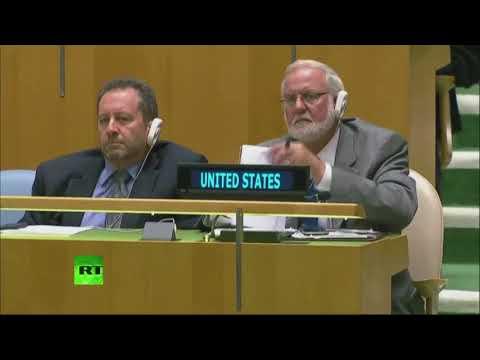 Discours complet du président iranien Hassan Rohani à l'ONU