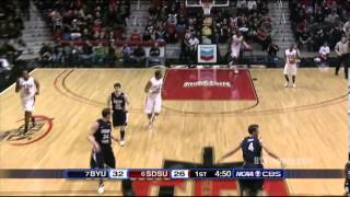 Jimmer Fredette BYU highlight mix-Amazing