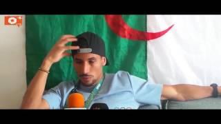 مخلوفي يفضح المسؤولين عن الرياضة في الجزائر /  Taoufik  Makhloufi 2016