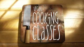 Vegan Surf Camp - Cooking Class