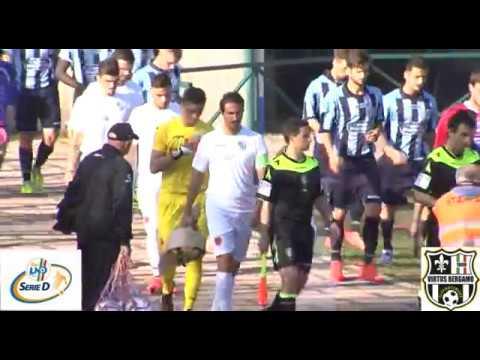 Virtus Bergamo 1909-Lecco 1-0, 9° d'andata girone B Serie D 2016/2017