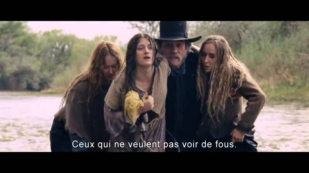 The Homesman Official Trailer 2014 Hd Youtube