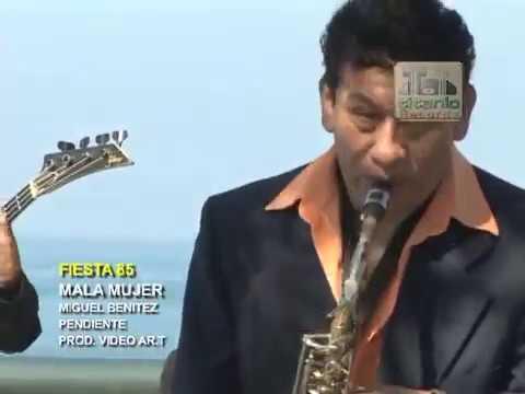Fiesta 85 - Mala mujer (Videoclip Oficial)