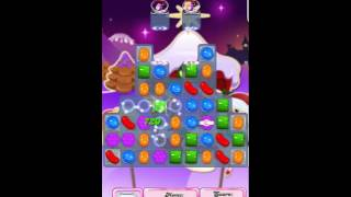 Candy Crush Saga Level 1395 No Booster  with Tips