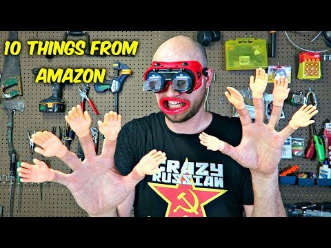 Thumbnail: 10 Unique Things From Amazon!