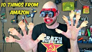 10 Unique Things From Amazon!