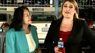 Dawn Page behind the scenes - California Mid-term Elections -  Latino Vote - GOTV