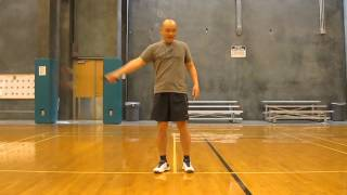 Asian Footwork 10.5 explained