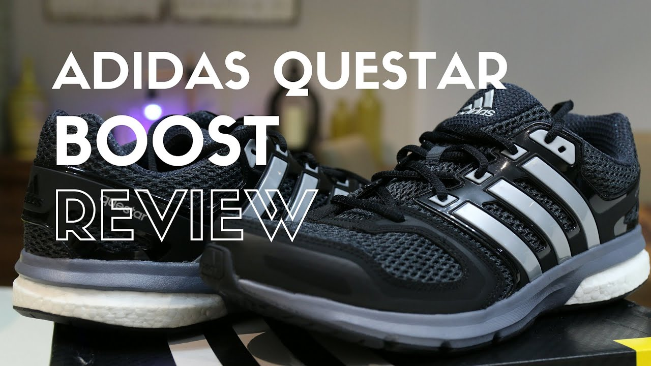 new style 02d80 63130 Adidas Questar Boost Review - July16 Favourites