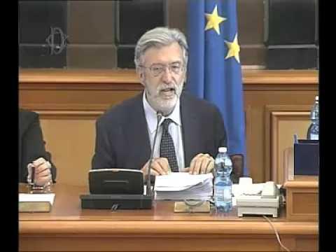 Roma - Aeroporto di Fiumicino, audizione Istituto Superiore di Sanità e Asl Roma D (09.07.15)