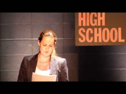 Learning from other perspectives | Vanessa Domizlaff | TEDxCarmelHighSchool