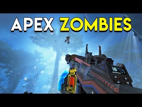 Surviving Apex Zombies! - Apex Legends (Shadowfall)
