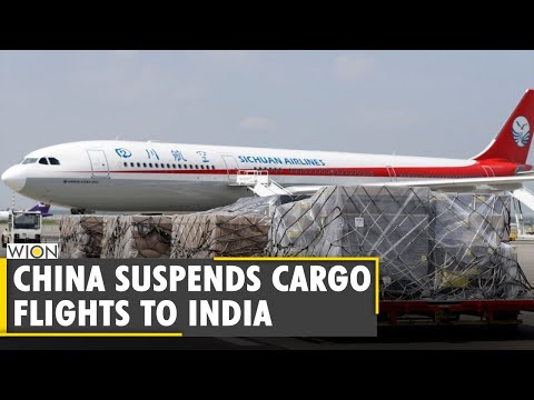 China suspends cargo flights with COVID-19 supplies to India | Sichuan Airlines | World English News