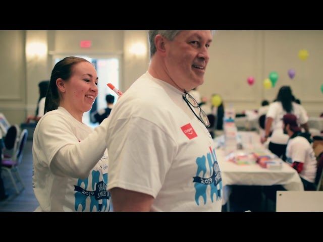 11th Annual 2019 Toronto OHTH Sharing Smiles Day Video Highlights!