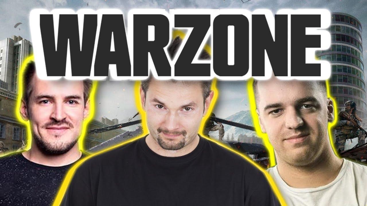 Izak & Rojo & Leh w WARZONE (Call of Duty: Modern Warfare BATTLE ROYALE)