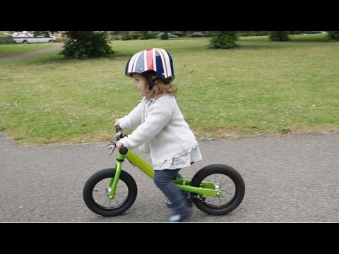 a43d08959ef How to teach your child to ride a balance bike quickly and simply ...