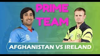 ✔AFGH vs IRE Dream11 Prediction, Afganistan vs Ireland 2nd ODI Match 2019, Team News , Playing11