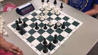 How Master Uses A Queen! Robert vs. Tre