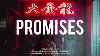 💕 Khalid Type Beat 💕 | Pop Instrumental 2019 ⚡ | ''Promises'' (Prod. Zeth Beatz)