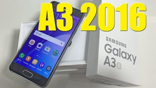 samsung galaxy a3 2016 unboxing hands on review