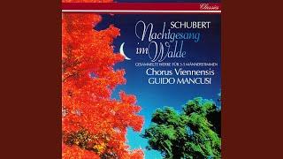 Schubert: Dreifach ist der Schritt der Zeit, D. 43