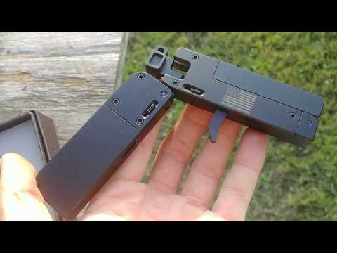 Lifecard 22LR by Trailblazer Firearms