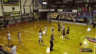 AusChamps  U18 - Game 87 - Women Quarter Final - Victoria Country v Western Australia Metro