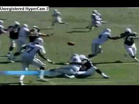 Top 10 plays of the San Diego Chargers!(2008)
