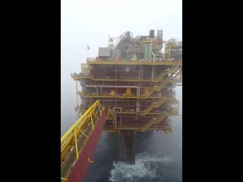 Offshore northsea, juni 2016