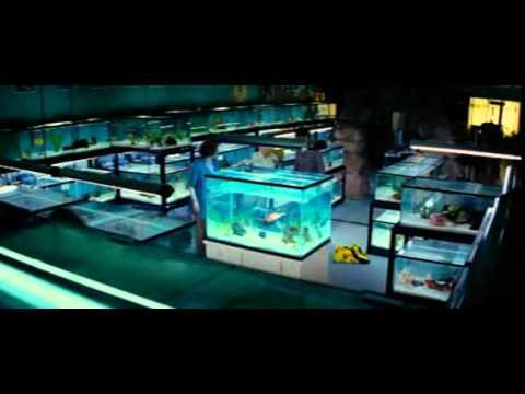 Пираньи 3D (HD качество)