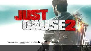 Best Trainer For Just Cause 2 || Unlimited Health, Ammo's and more...