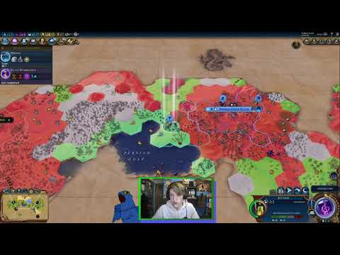 Apocalypse mode in the Frontier Pass in Civ 6! (2 of 3) (23/5/21) |