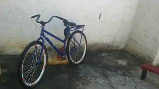 Minha bike #zika