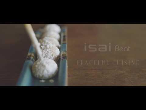 """料理動画「Peaceful Cuisine」と auスマートフォン「isai Beat」がコラボした""""ASMR動画""""が本日より公開!"""