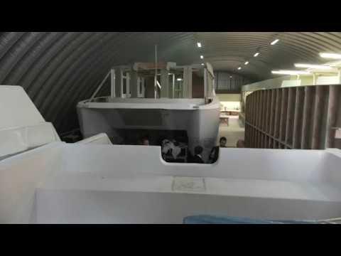 Резидент СПВ экспортирует катамараны в страны АТР
