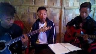 King of my heart cover by (Nangba meheshu konyak)